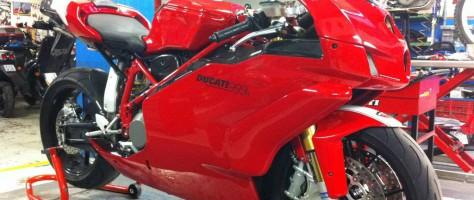 Ducati 999 R